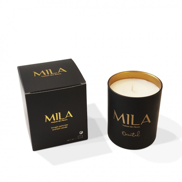 Scented Candle - Oriental - 210g