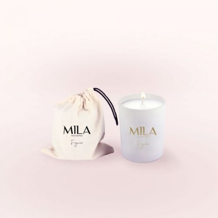 Scented Candle - Figuier - 90g